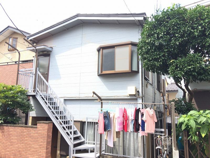 代田アパート外観写真