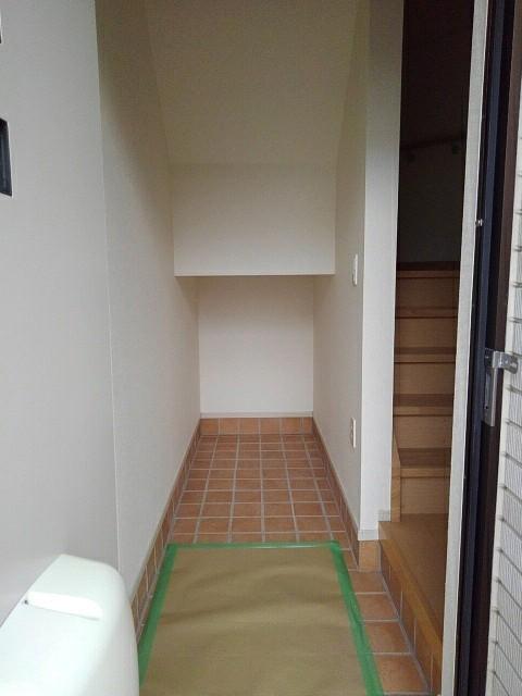シャン ラフレシール 03010号室のキッチン