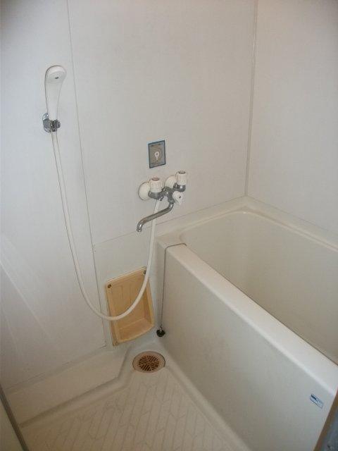 サンバレー 202号室の風呂