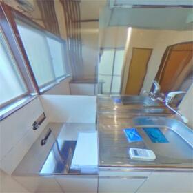 フラット司 1-E号室のキッチン