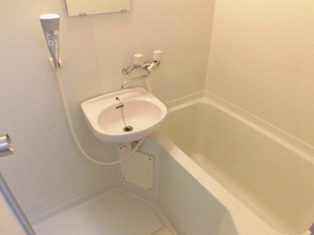 サマックスの風呂