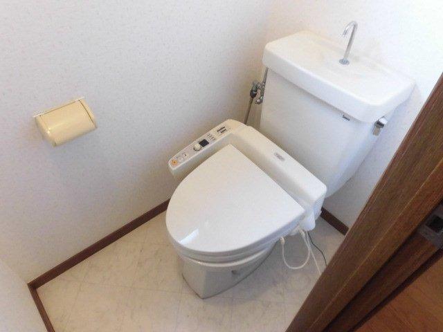 サマックスのトイレ