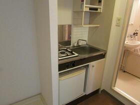 メゾン・ドゥ・ラポート羽村Ⅱ 203号室のキッチン