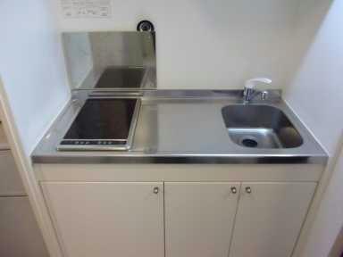 レオネクストパサージュⅠ 103号室のキッチン
