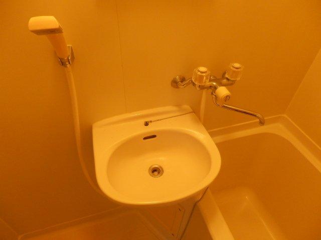 ハーモニーハウス 202号室の洗面所