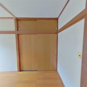 フラット司 2-B号室の収納