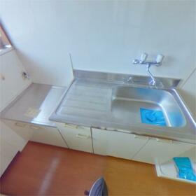 フラット司 2-B号室のキッチン