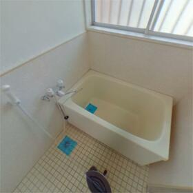 フラット司 2-B号室の風呂