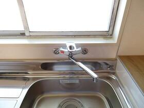 光陽ハイツ 303号室のキッチン