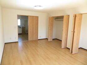 光陽ハイツ 303号室の居室