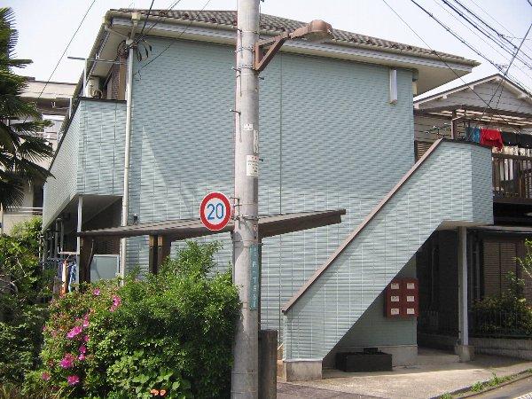 小野ハイツ 203号室の外観