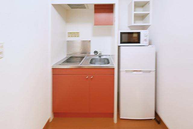カーサロイヤル福生 102号室のキッチン