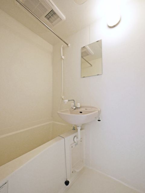 カーサロイヤル福生 103号室の風呂