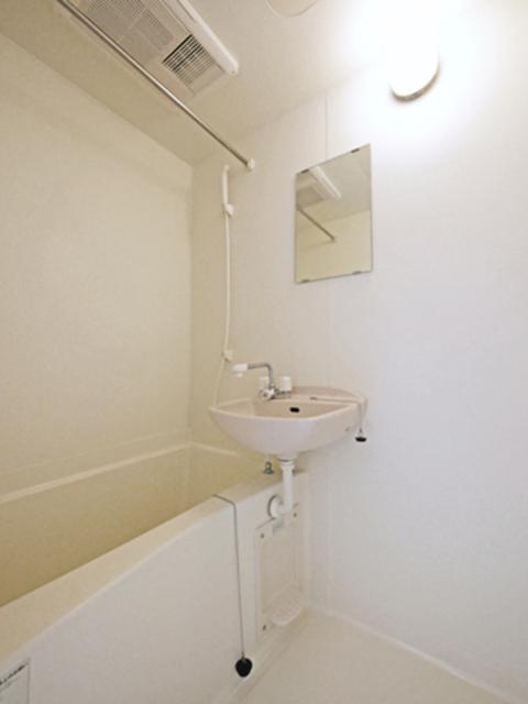 カーサロイヤル福生 204号室の風呂