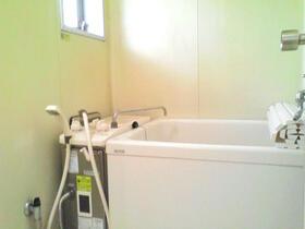 コーポ冨久屋 201号室の風呂