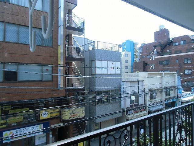 メゾンド・石川 301号室の景色