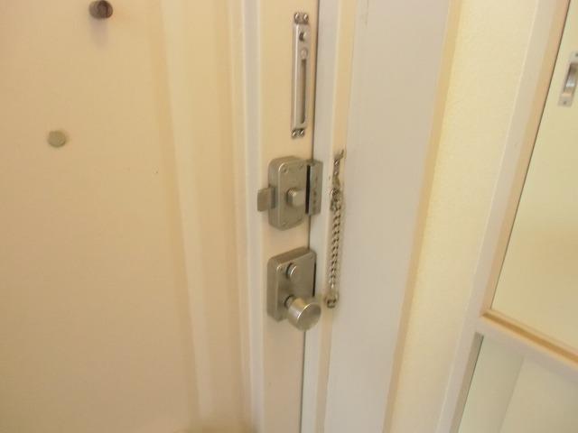 メゾンド・石川 301号室のセキュリティ