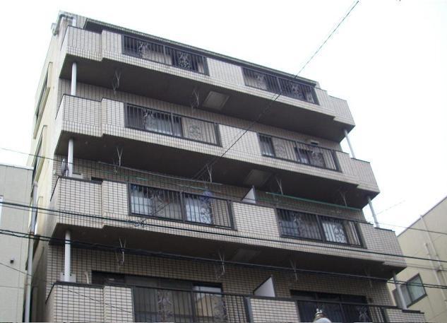 メゾンド・石川 301号室の外観