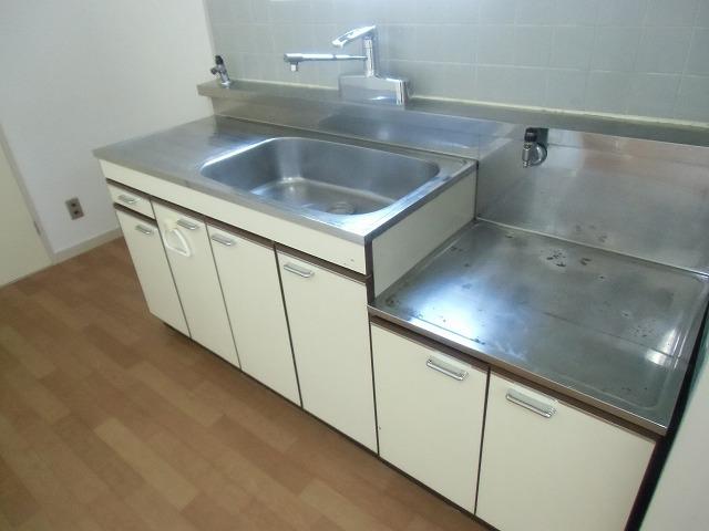 メゾンド・石川 301号室のキッチン