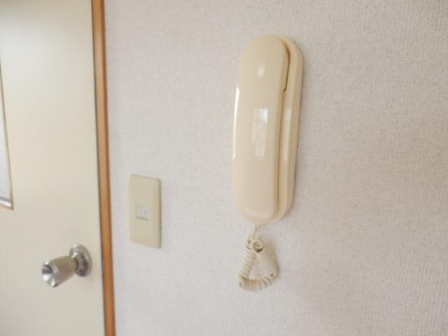 フォッセ国立 301号室のセキュリティ