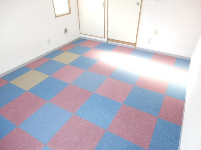 フォッセ国立 301号室のリビング