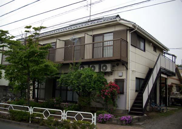 吉成荘の外観