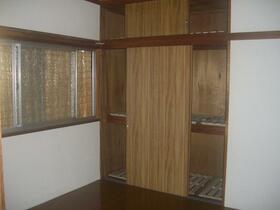 鈴鹿コーポ 2D号室の収納