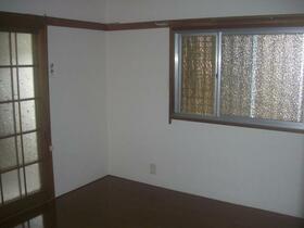 鈴鹿コーポ 2D号室の居室