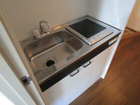 サンライズ東大和 201号室のキッチン