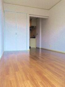 立川栄町フラット 2102号室の玄関