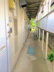 立川栄町フラット 2102号室のリビング