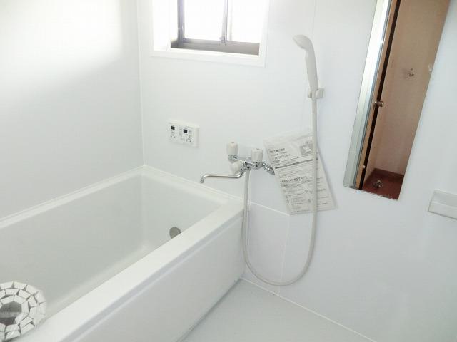 レインボー上砂 205号室の風呂