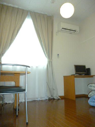 レオパレス光草 101号室の景色