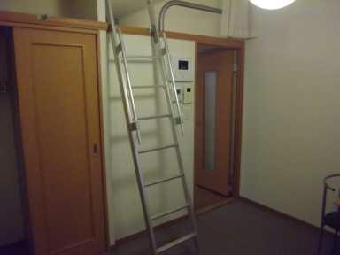 レオパレス光草 201号室の居室