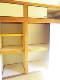 ワコーマンション 204号室の収納