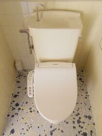 ワコーマンション 204号室のトイレ