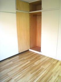 スカイコート東白楽 304号室の収納