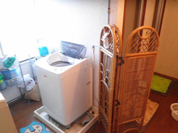 桂ビル 203号室の風呂