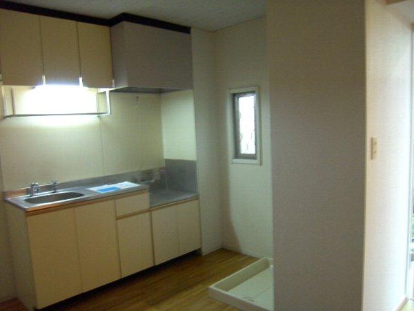 サンシャレー国立 103号室のキッチン
