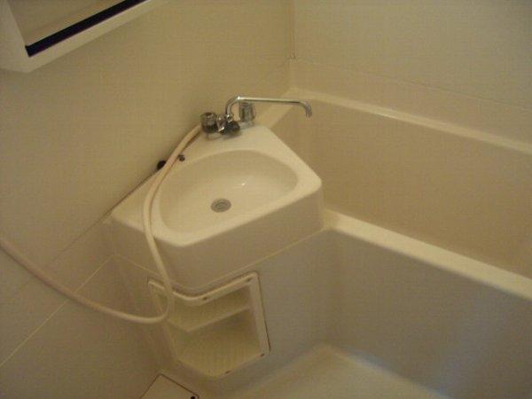 サンシャレー国立 103号室の風呂