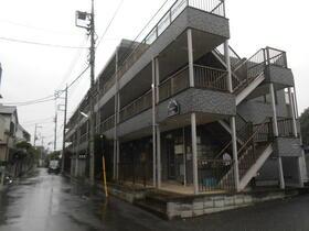 恋ヶ窪・壱番館外観写真