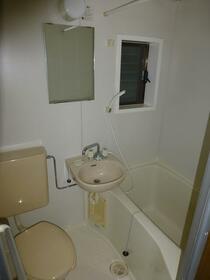 コーポ三輪 102号室の風呂