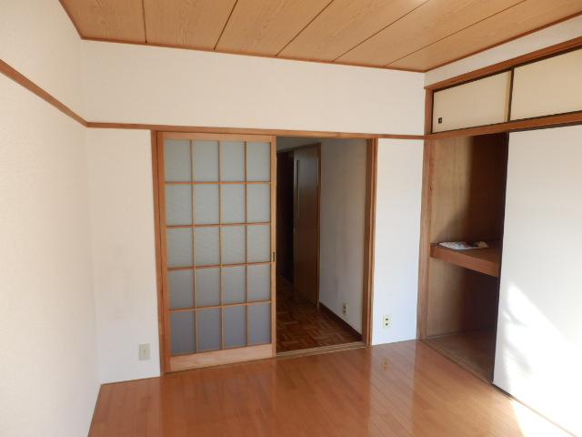 清和レジデンス1号棟 204号室のキッチン