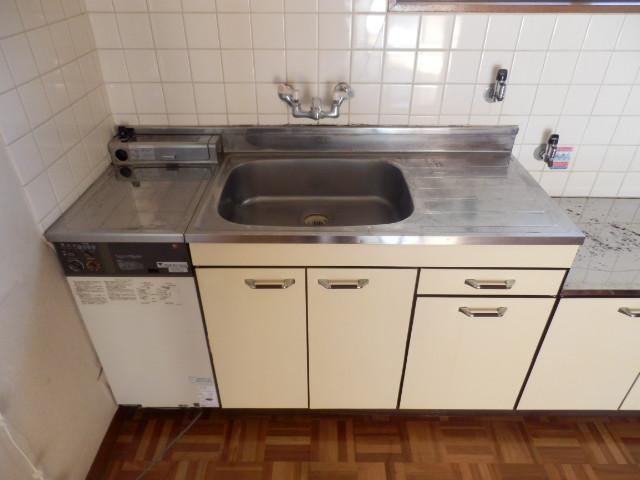 清和レジデンス1号棟 204号室の収納