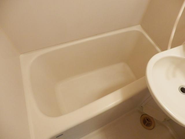 サンパレス国立 202号室の風呂