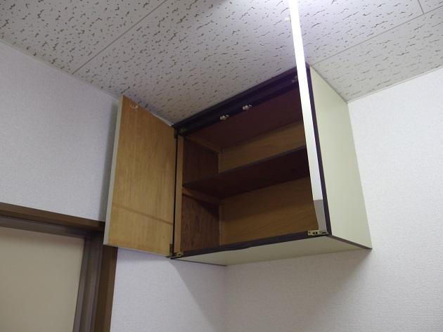 グラドゥアーレ 202号室の収納