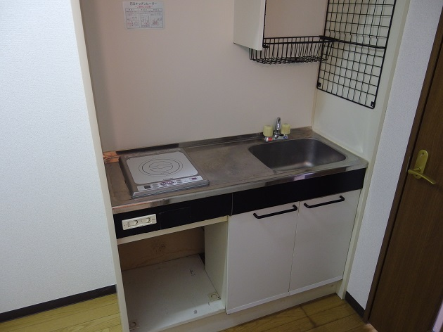 グラドゥアーレ 202号室のキッチン