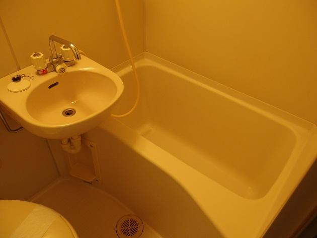 グラドゥアーレ 202号室の風呂