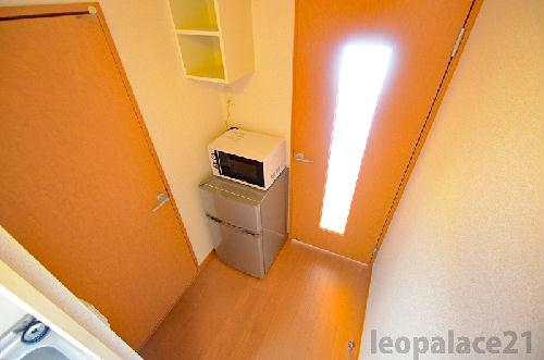 レオパレスはしば2 107号室の風呂