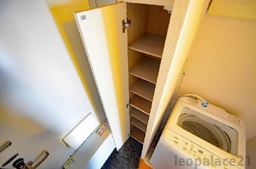 レオパレスはしば2 107号室のトイレ
